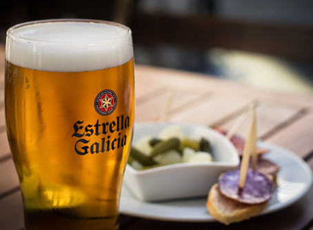 Cervejas espanholas? Sí, señor!