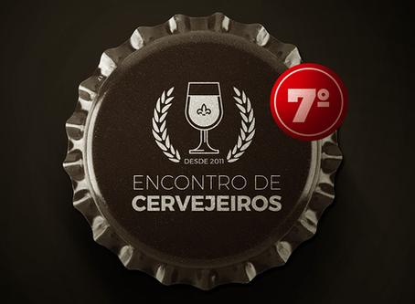 O 7º Encontro de Cervejeiros já tem data marcada. Confira!