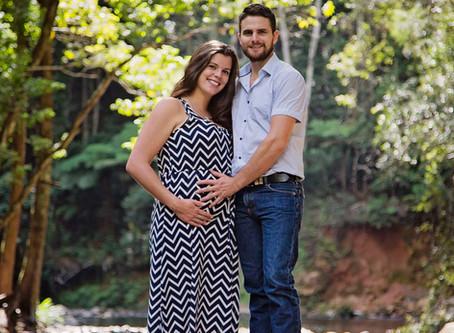 Charlotte and Tom Maternity Photoshoot