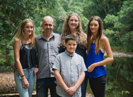 Bellingen family session