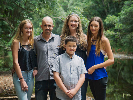 Bellingen family session