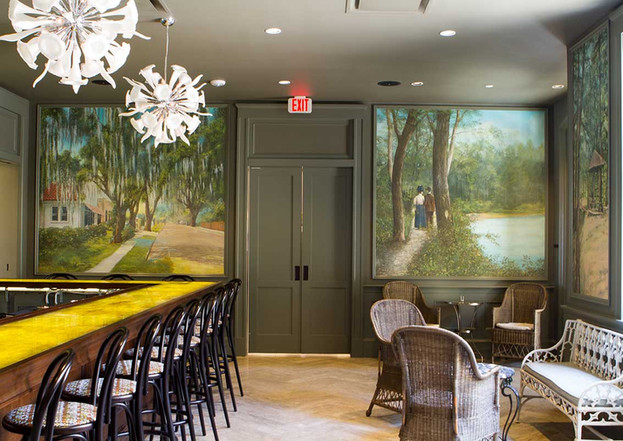 The Southern Hotel Cypress Bar