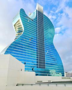 Seminole Hard Rock Hotel & Casino was an incredible venue to work in.