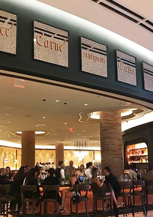 Cipresso at Hard Rock Hollywood
