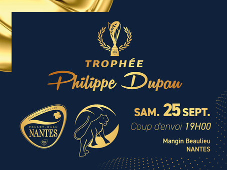 Place à la sixième édition du Trophée Philippe DUPAU