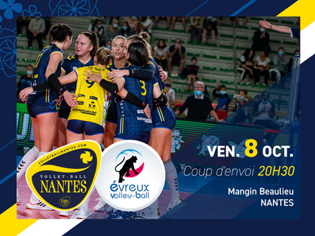 Le VB Nantes ouvre la Ligue AF en accueillant le promu !