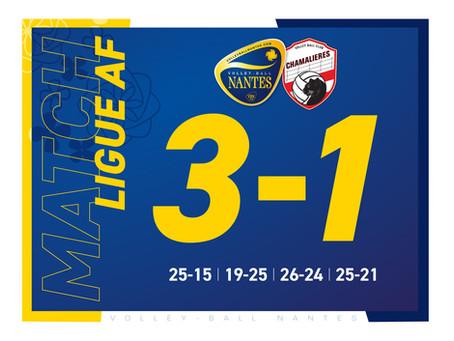 Le VB Nantes a su finir par gagner !