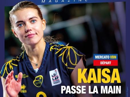 Kaisa Alanko passe la main !