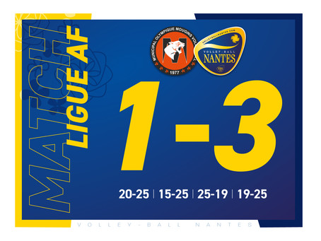 Nantes prend trois points à Mougins et se relance bien !