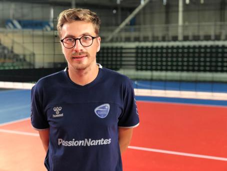 Jean ROBERT, promu entraîneur du centre de formation du VBN !