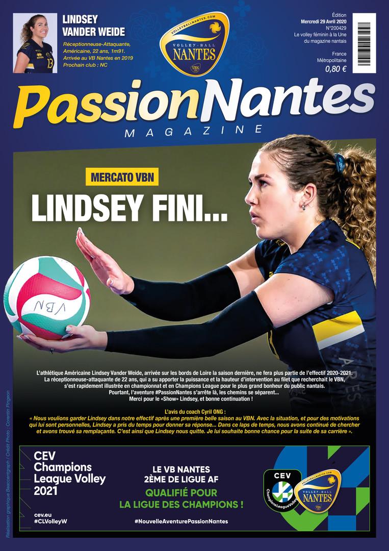Lindsey Vander Weide