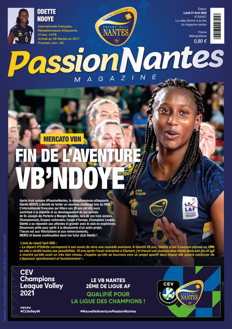 Odette Ndoye