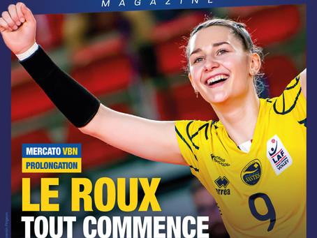 Le VB Nantes fait confiance à Emma LE ROUX !