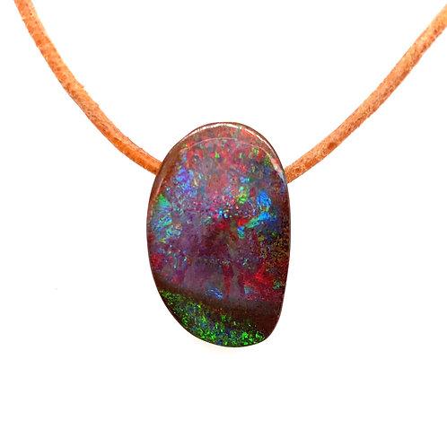 Gebohrter Opal
