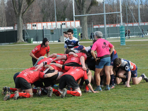 Match amical - Albaladejo Rugby Club Lausanne vs Ecole Rugby Lausanne