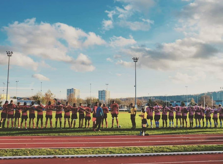 Coupe FSR - Winthertur 2 vs Albaladejo Rugby Club Lausanne (10 - 16)