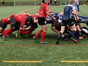RC ZUG - Albaladejo Rugby Club Lausanne (37 -7)