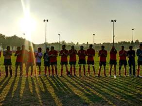RFC Bishops St-Gallen - Albaladejo Rugby Club Lausanne 45 - 5 (mi-temps 31 - 0)