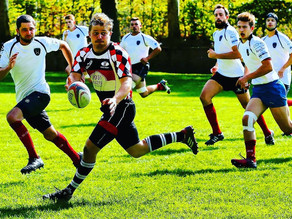 Basel RFC - Albaladejo RC Lausanne: 35 - 5