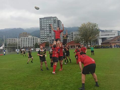 RC Luzern vs Albaladejo Rugby Club Lausanne 13 - 13