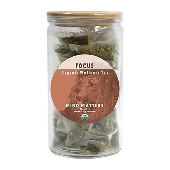 Focus (Mind Matters) Tea - 24 pc.