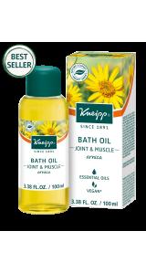 Arnica Bath Oil