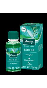 Mini Eucalyptus Bath Oil