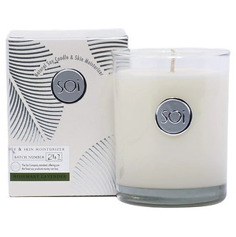 Rosemary Lavender Luxe Box Candle