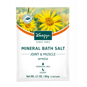 Arnica Bath Salts Satchet