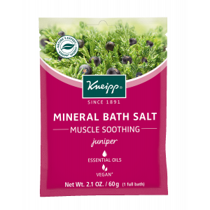 Juniper Bath Salts Satchet