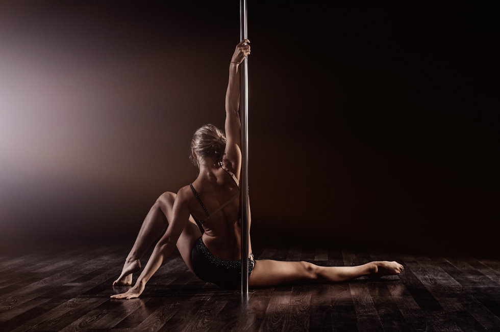 Pole Dance, Fitness, Bozeman Aerial Fitness, Floor Work, Flexibility
