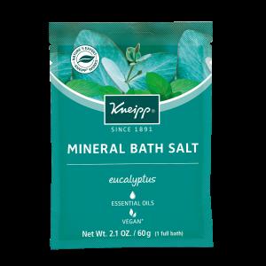 Eucalyptus Bath Salts Satchet