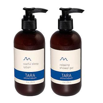 Relaxing Shower Gel & Body Lotion Gift Set