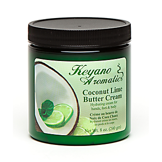 Coconut Lime Butter Cream