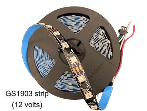 Pixel led GS1903 strip (12 volts)