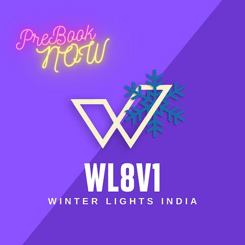 Winter Lights WL8v1 (PRE-BOOK)