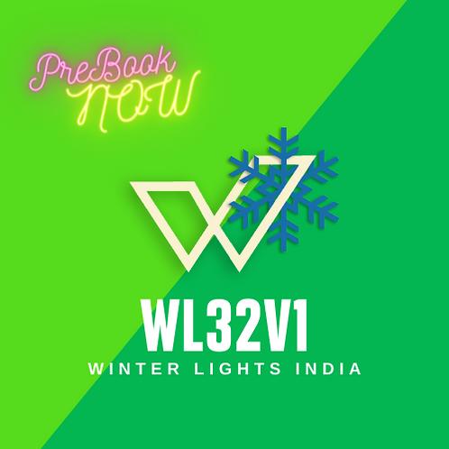 Winter Lights WL32v1 (PRE-BOOK)