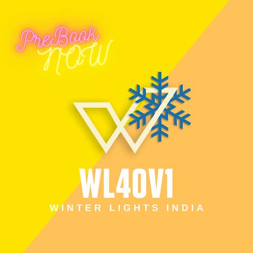 Winter Lights WL40v1 (PRE-BOOK)