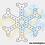 Thumbnail: Snow Flake 24 Inch (SF001) 48 Pixel