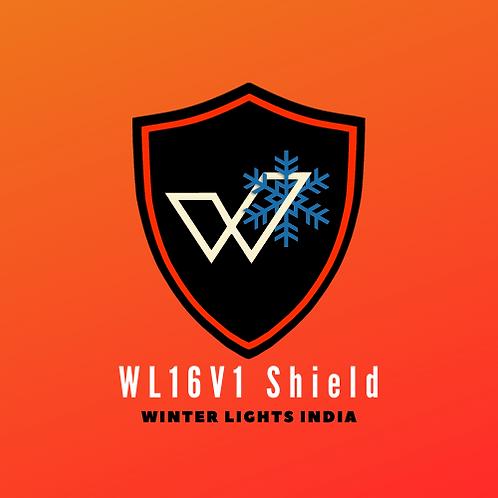 Winter Lights WL16v1 BBB Shield