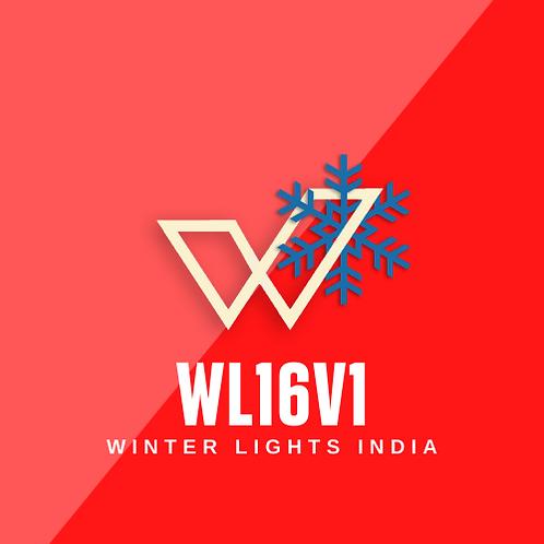 Winter Lights WL16v1 - 24000 Pixel Controller