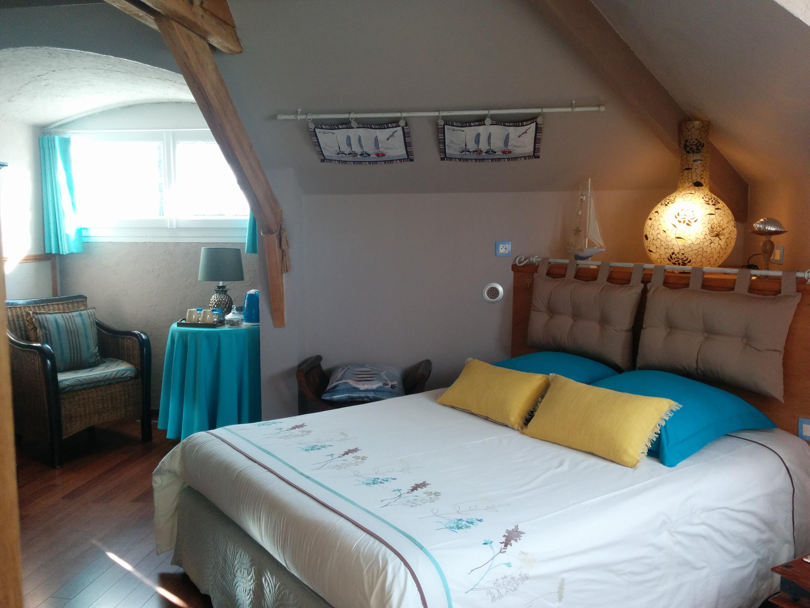 """La chambre """"Les dunes"""""""