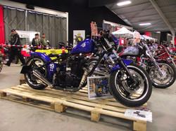 GS500 Pendine Racer