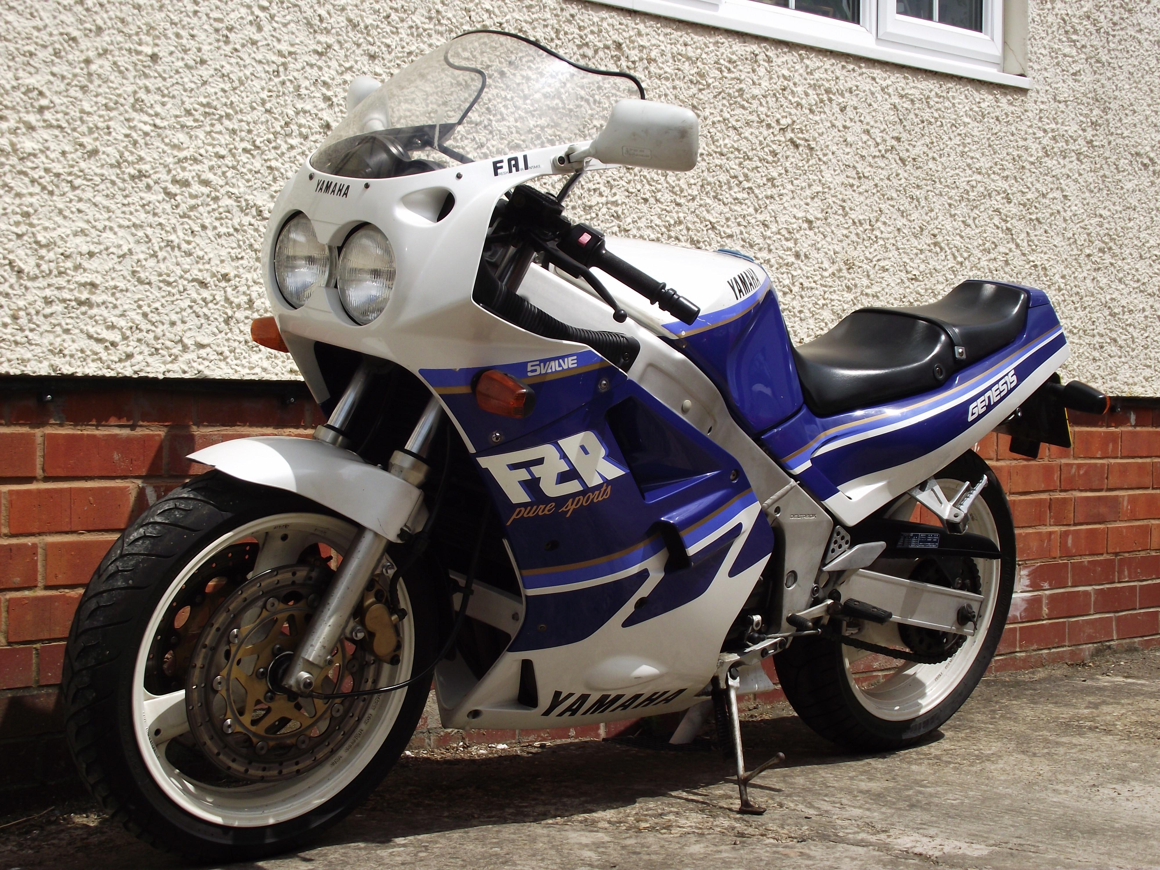 FZR 750