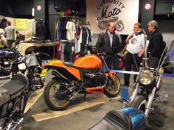 RAM Moto Cafe Racer