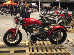MAC Motorcycles 'Spud'