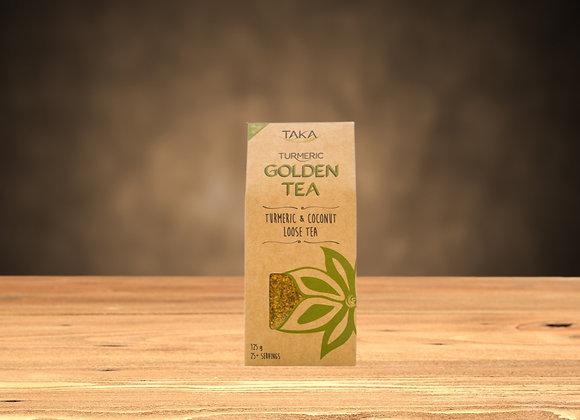 GOLDEN TURMERIC TEA 35G