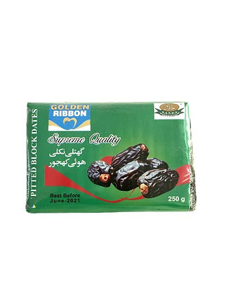 PITTED DATES BAR 250G