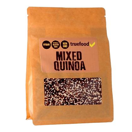 MIXED QUINOA 400G