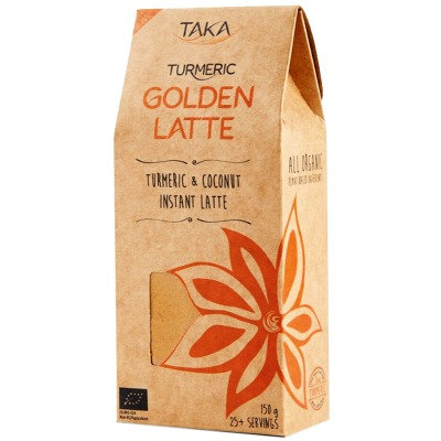 TURMERIC GOLDEN LATTE 35G